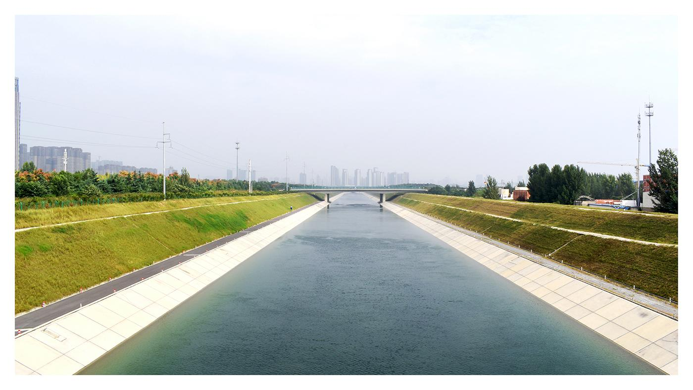 South-North-Water-Transfer Project - Zhangzhou