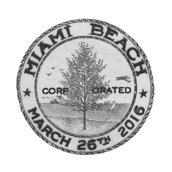 Miami Beach, Corporated March 26th, 2016