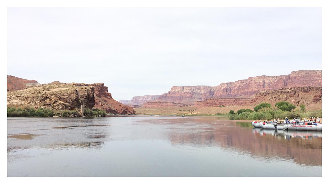 Colorado River Expedition at Marble Canyon
