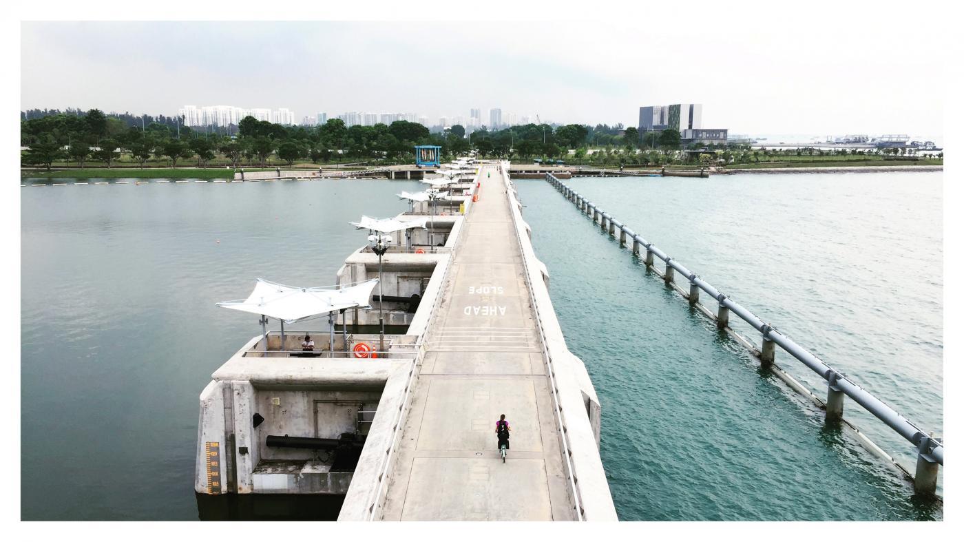 ABC-Water - Marina Barrage