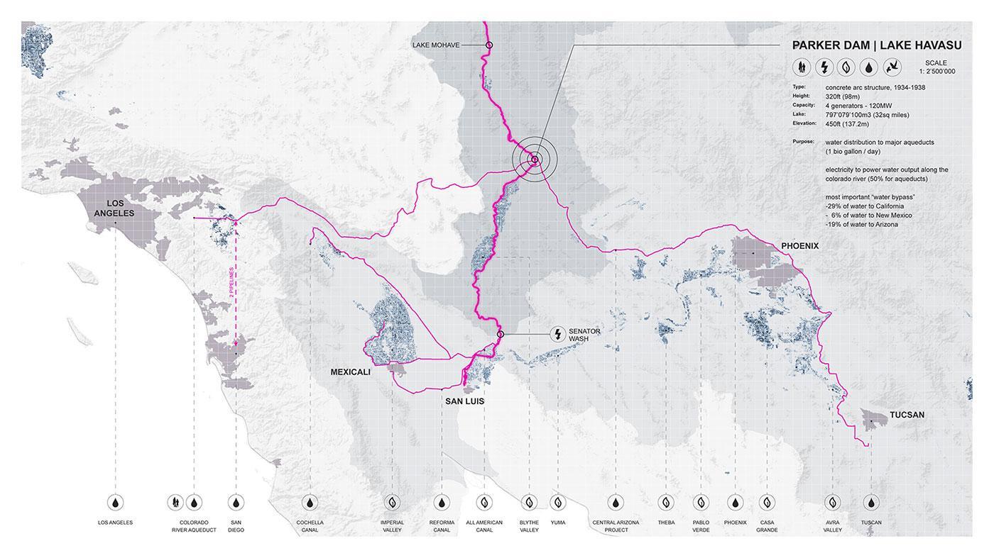 Lower Colorado Basin – Parker Dam